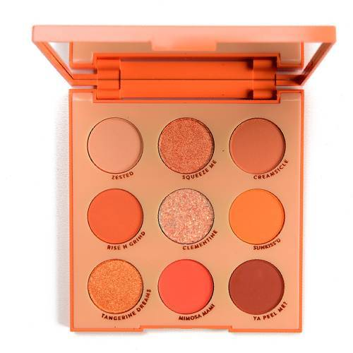 Colourpop Orange You Glad Palette