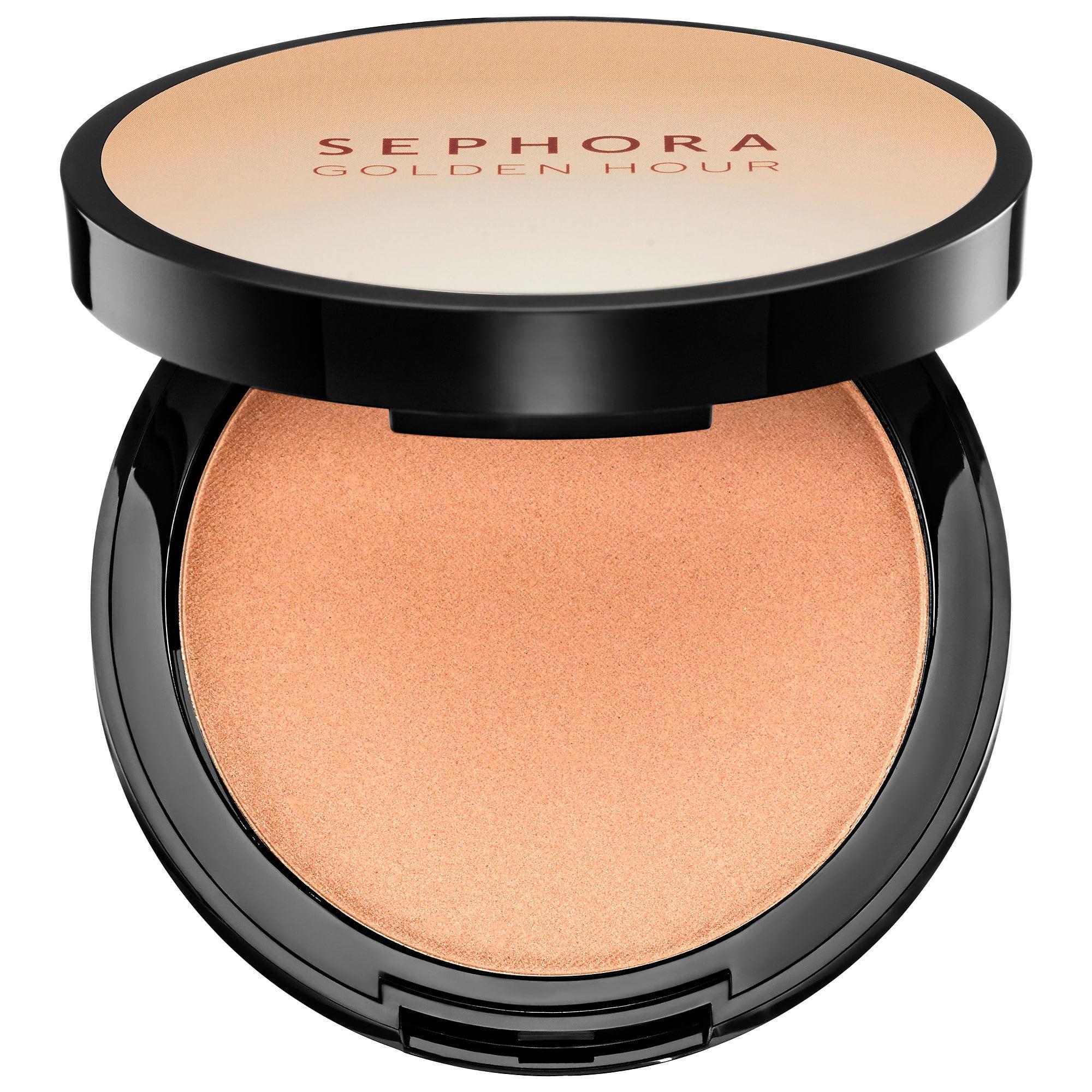 Sephora Golden Hour Luminizing Powder Dawn 02