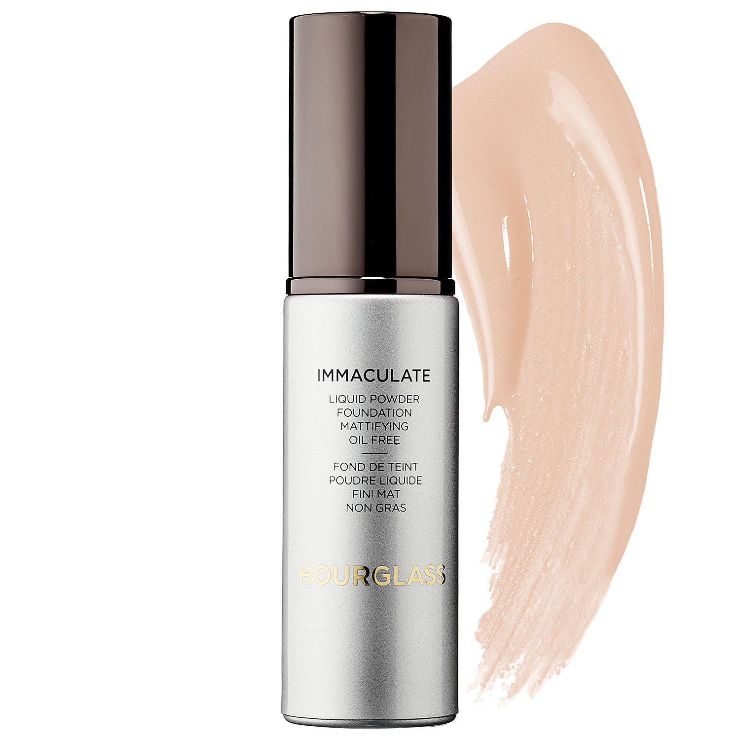 Hourglass Immaculate Liquid Powder Foundation Natural