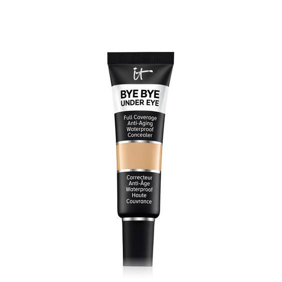 IT Cosmetics Bye Bye Under Eye Full Coverage Anti-Aging Waterproof Concealer Medium Nude 21.5