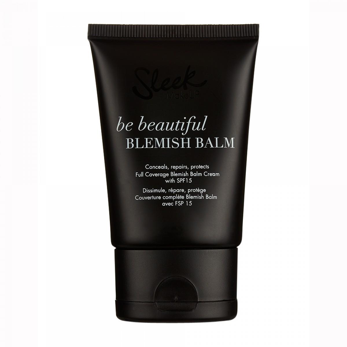 Sleek MakeUP Be Beautiful Blemish Balm Fair 801