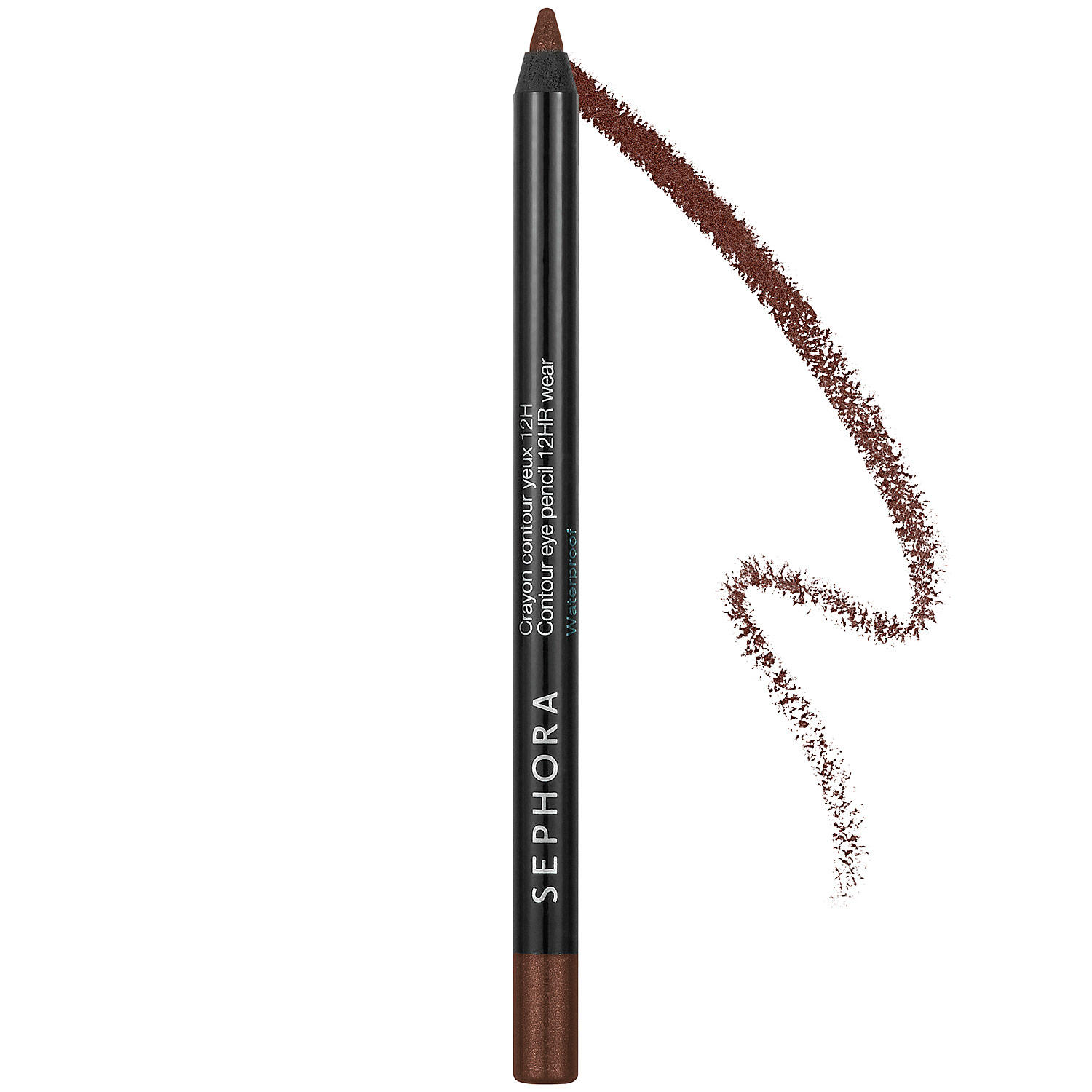 Sephora Contour Eye Pencil 12hr Wear Waterproof Cocoa 14