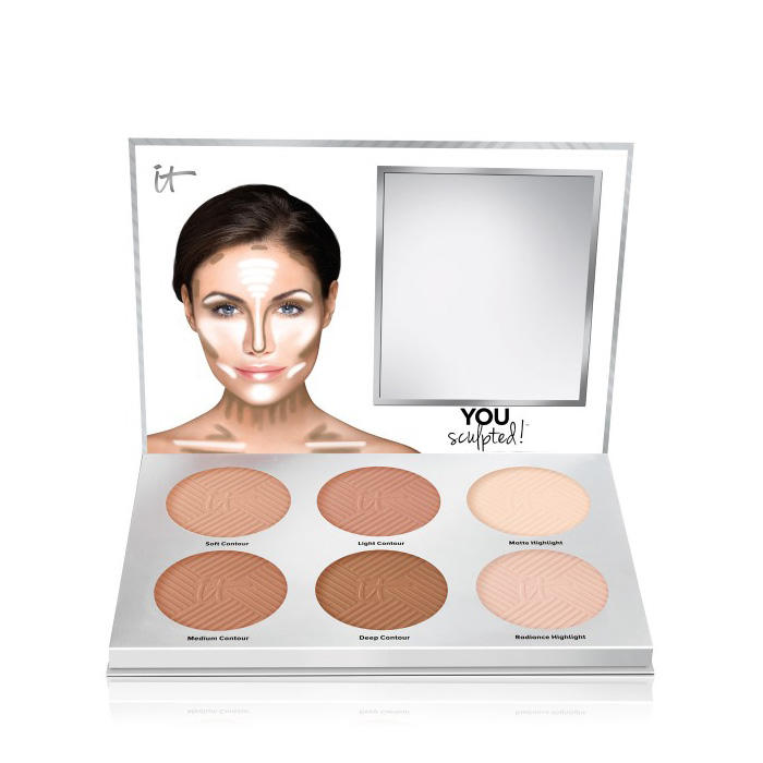 IT Cosmetics You Sculpted Universal Contouring Palette