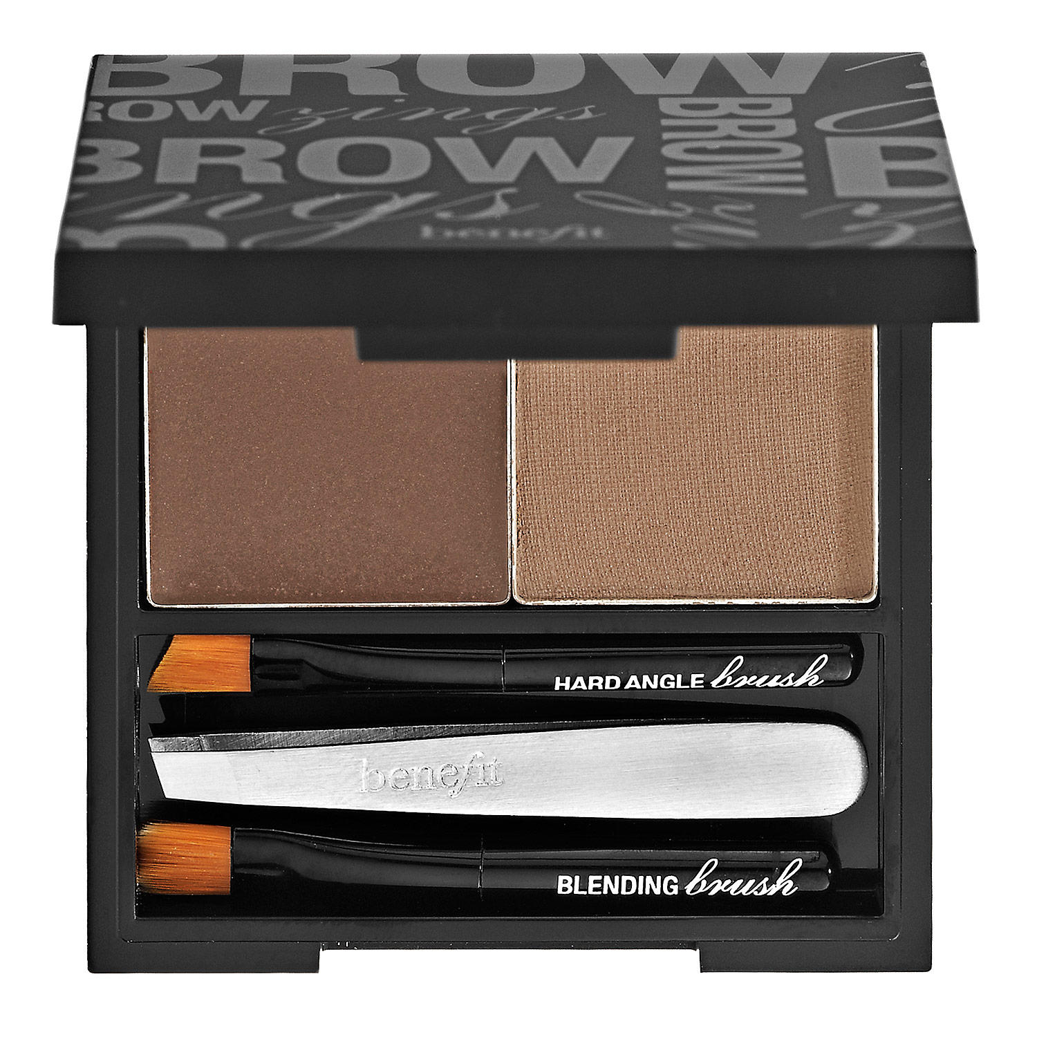 Benefit Brow Zings Brow Shaping Kit Light