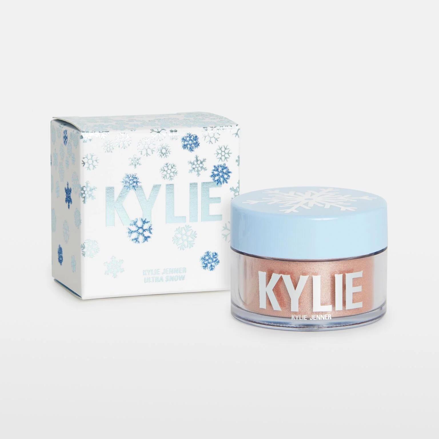 Kylie Cosmetics Merry Bright Ultra Snow Highlighter