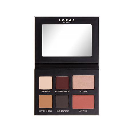 LORAC Your LA Experience Eye & Cheek Palette Downtown L.A.