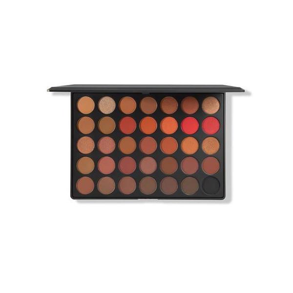Morphe Eyeshadow Palette Second Nature 3502