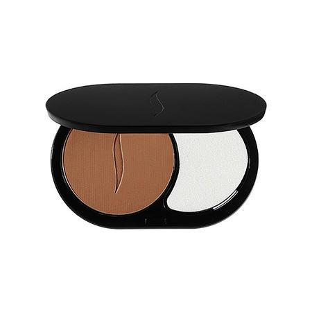 Sephora 8hr Mattifying Compact Foundation Dark Ebony 65