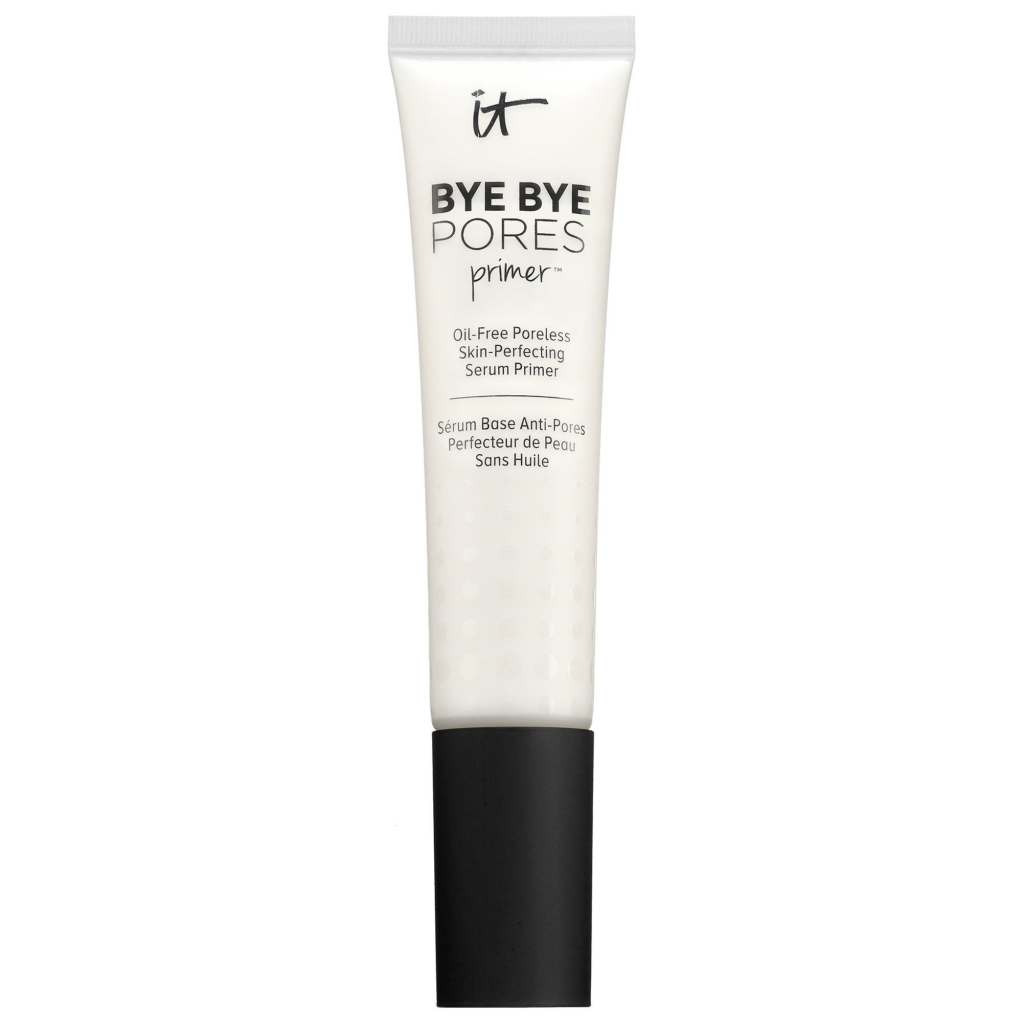 IT Cosmetics Bye Bye Pores Oil-Free Poreless Skin-Perfecting Serum Primer