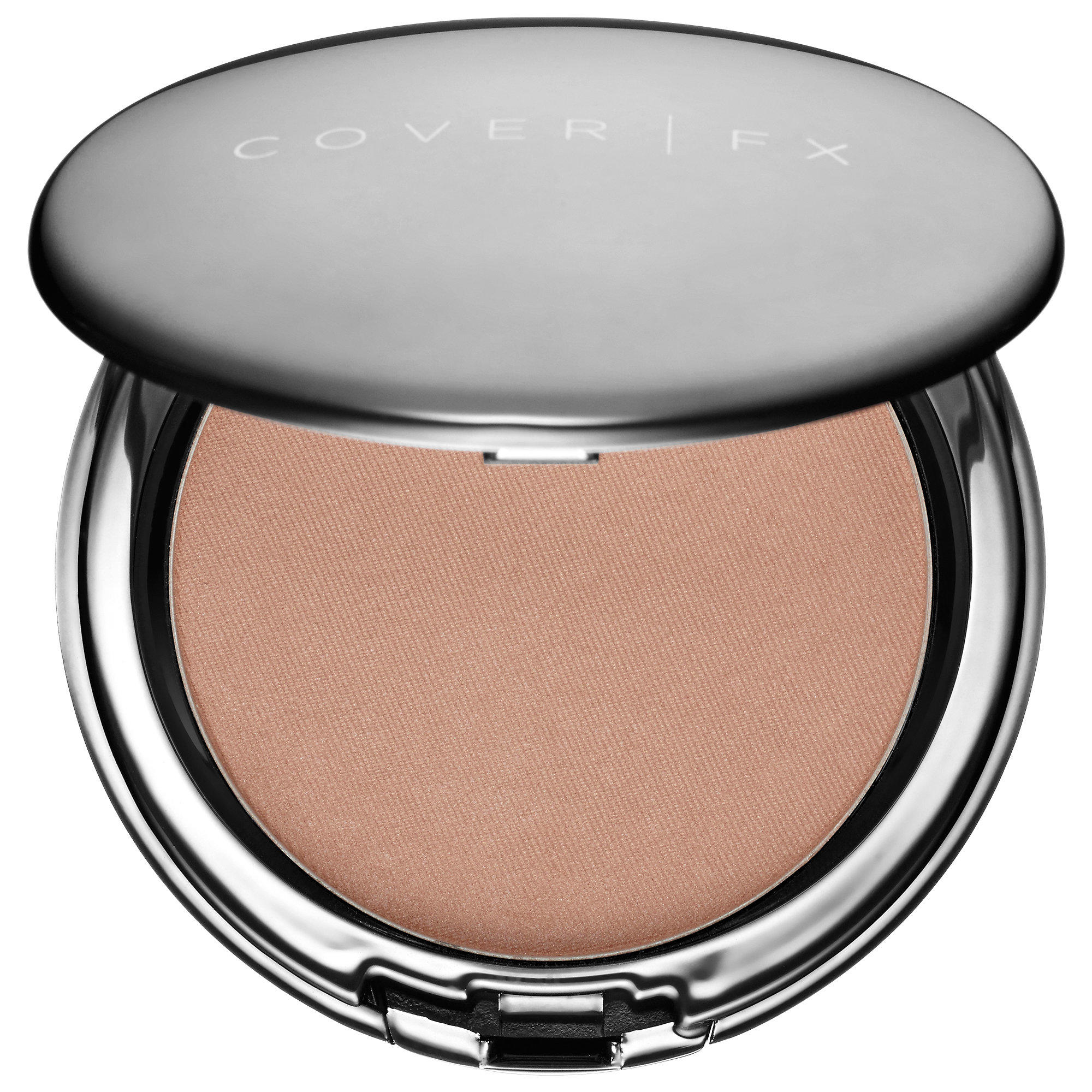 COVER FX The Perfect Light Highlighting Powder Sunlight