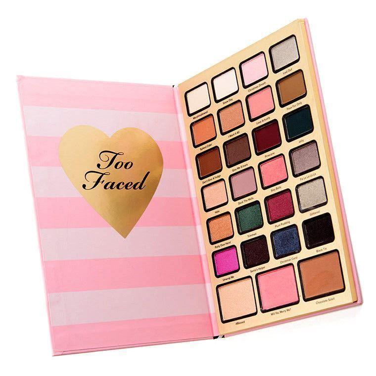 Too Faced Best Year Ever 2018 Boss Lady Palette