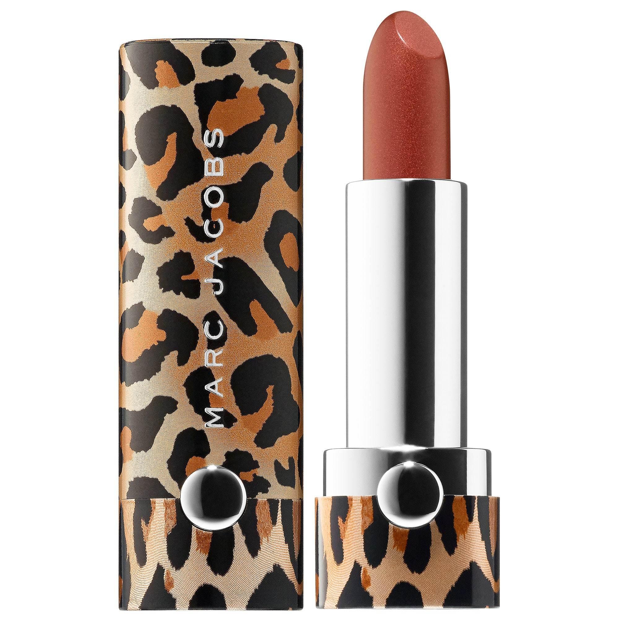 Marc Jacobs Le Marc Lip Frost Lipstick Just Peachy 504
