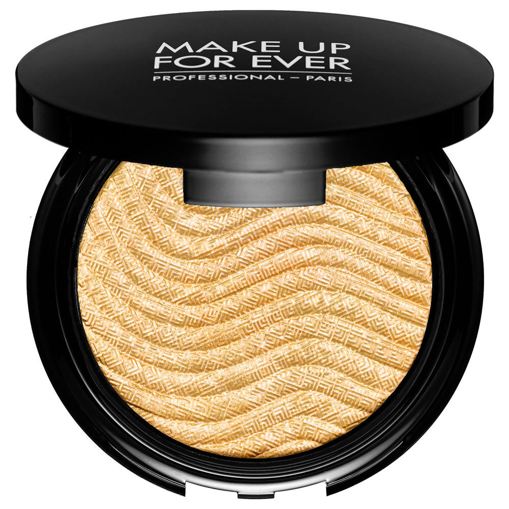 Makeup Forever Pro Light Fusion Highlighter Warm Gold 02