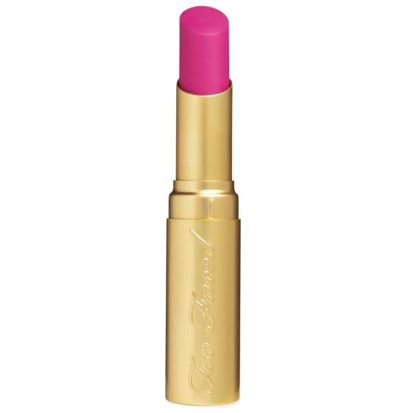 Too Faced La Creme Lipstick Fuchsia Shock