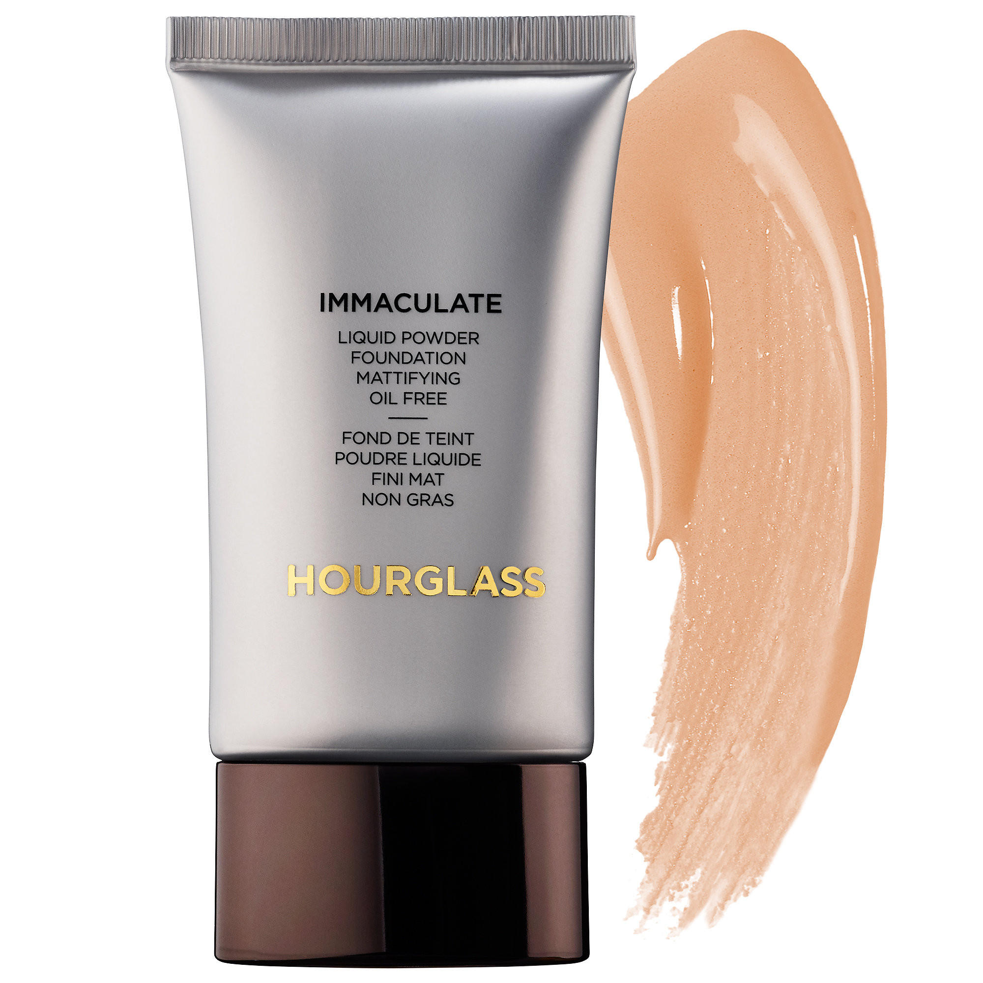 Hourglass Immaculate Liquid Powder Foundation Oil-Free Nude