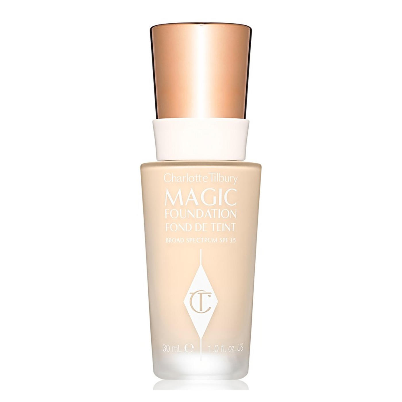 Charlotte Tilbury Magic Foundation Fair 2