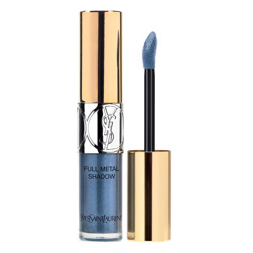 YSL Full Metal Liquid Eyeshadow Juicy Blue 10