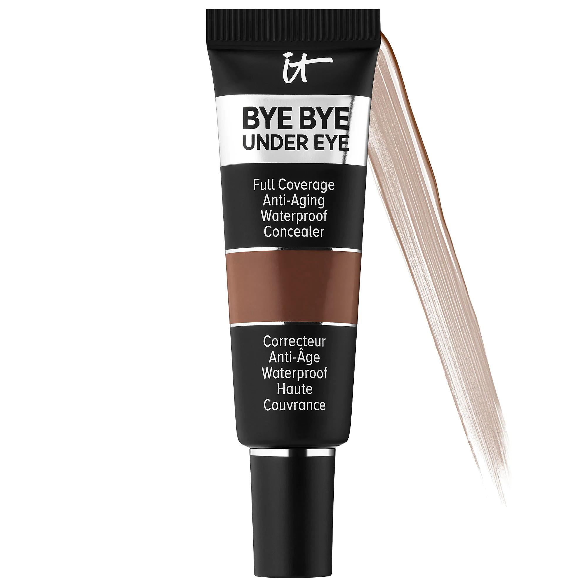 IT Cosmetics Bye Bye Under Eye Full Coverage Concealer Deep Mocha 44.5