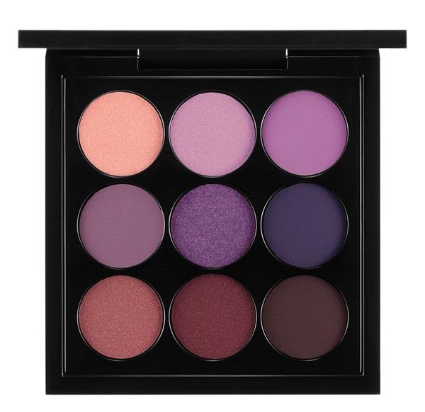 MAC Eyeshadow Palette Purple Times Nine