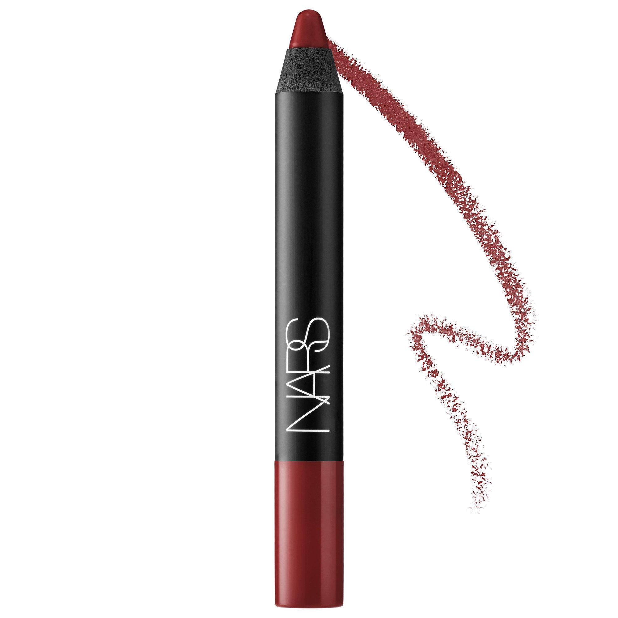 NARS Velvet Matte Lip Pencil Provocative Red