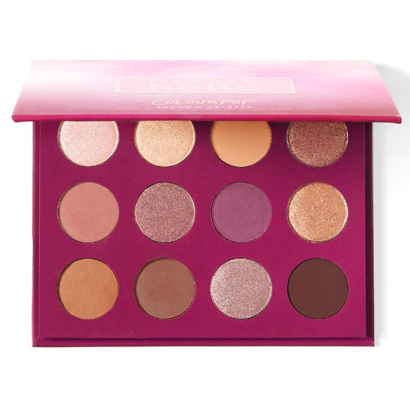 ColourPop You Had Me At Hello Shadow Palette