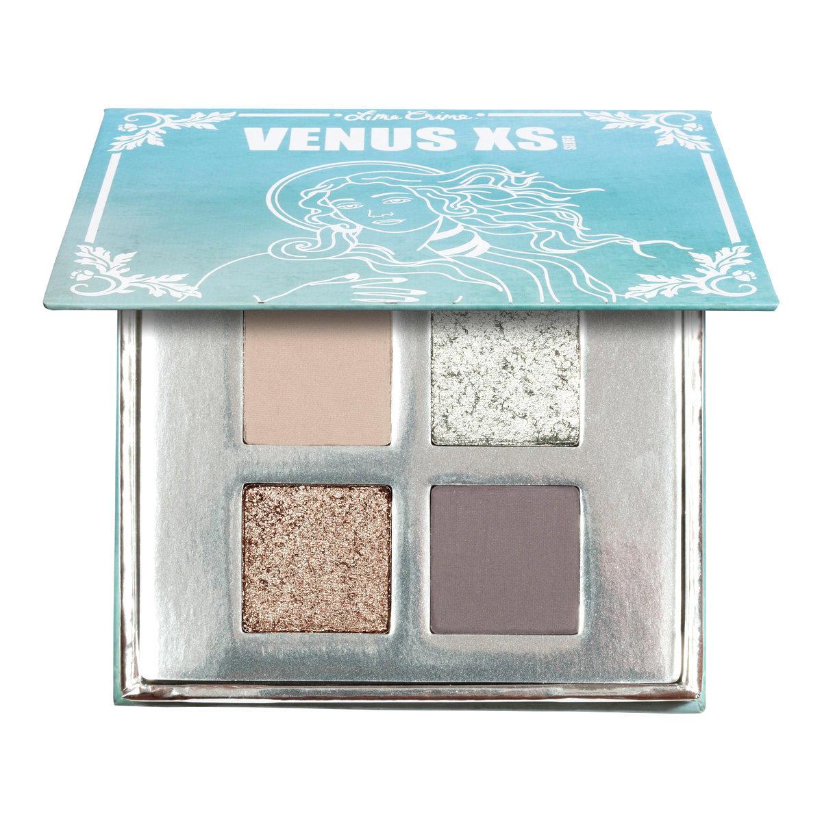 Lime Crime Venus XS Eyeshadow Palette Silver