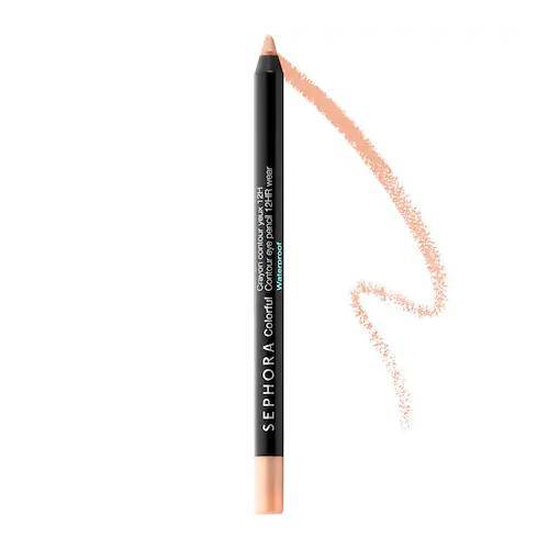 Sephora 12 Hour Contour Pencil Eyeliner Coconut 54