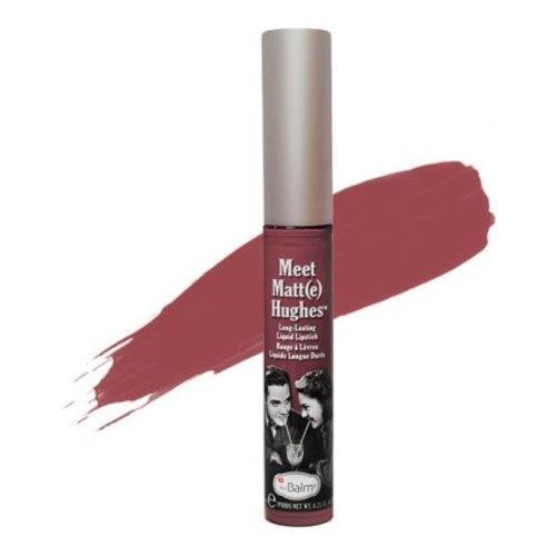 The Balm Long-Lasting Liquid Lipstick Meet Matt(e) Hughes Charming
