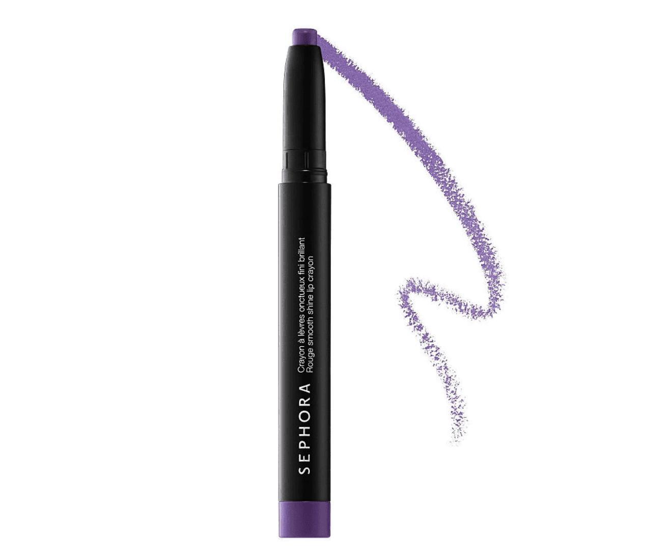 Sephora Rouge Smooth Shine Lip Crayon Drama Club 10