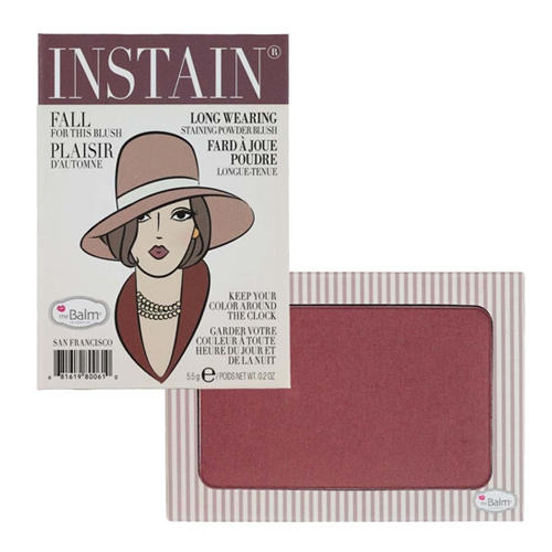 The Balm INSTAIN Long-Wearing Blush Pinstripe