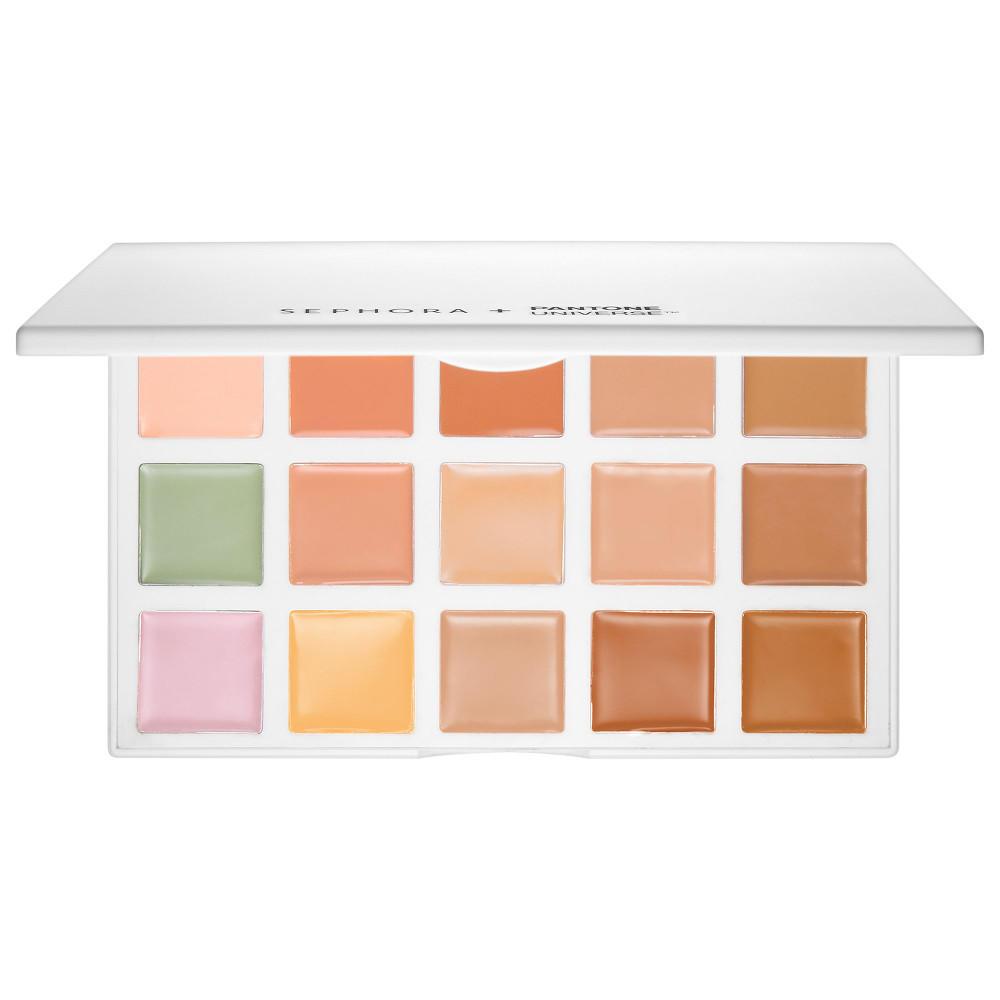 Sephora + Pantone Universe Correct + Conceal Palette Light/Medium