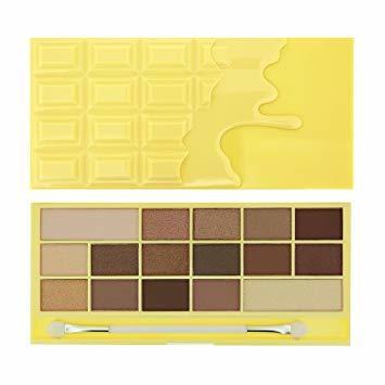 Revolution Beauty Chocolate Bar Eyeshadow Palette Naked Chocolate