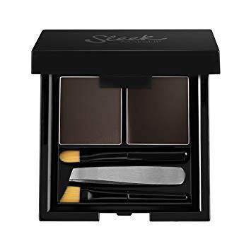 Sleek MakeUP Brow Kit Extra Dark 819