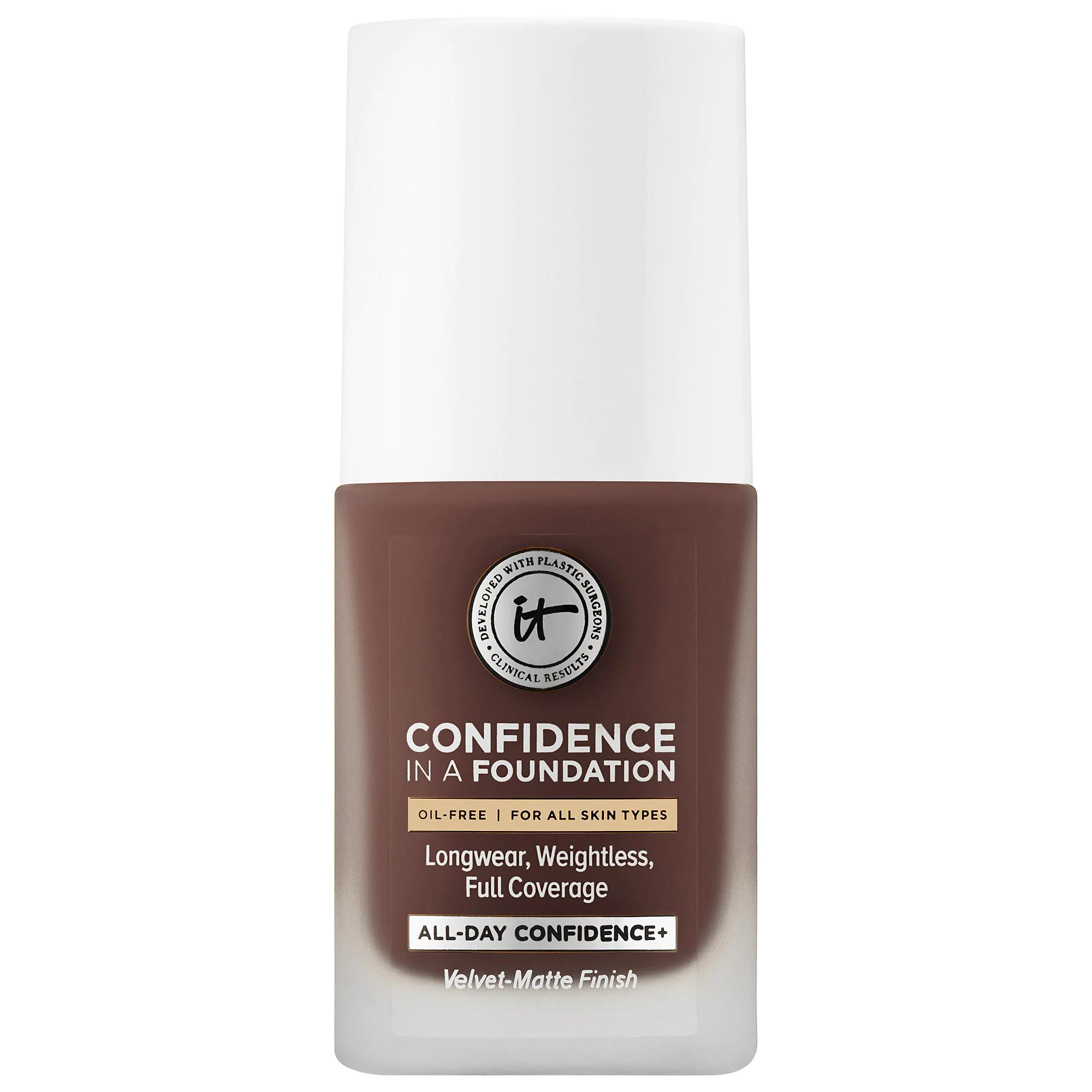 IT Cosmetics Confidence in a Foundation Deep Espresso 545