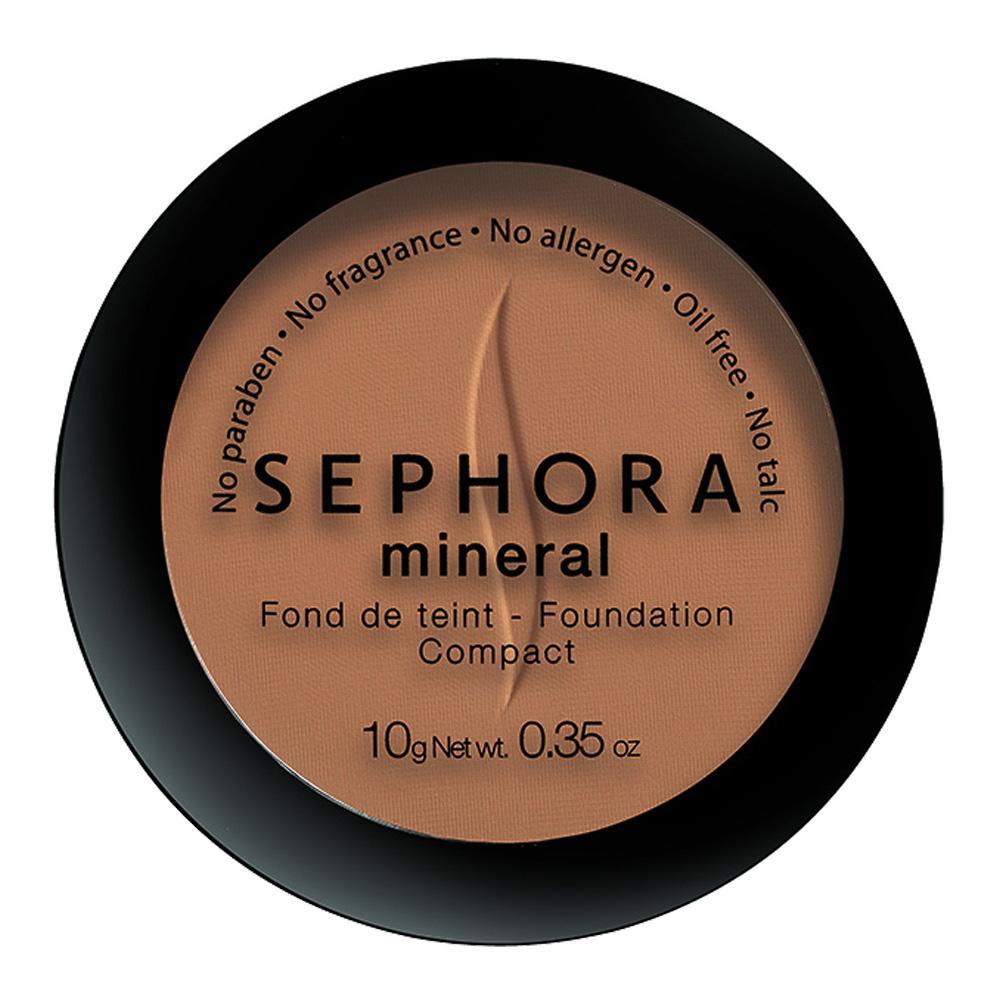 Sephora Mineral Foundation Compact Mat Tan 40