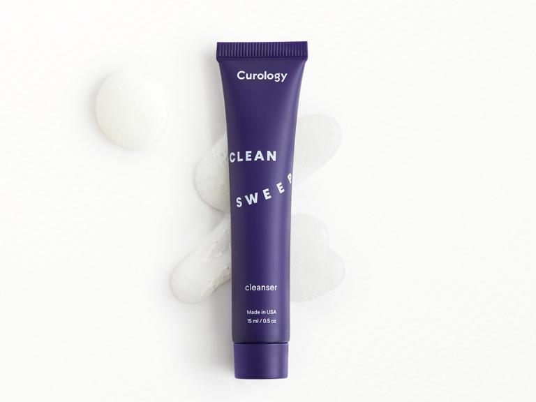 Curology Clean Sweep Cleanser Travel