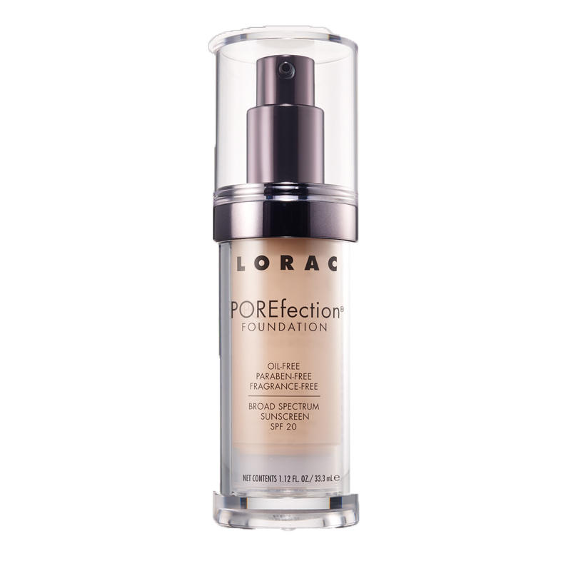 Lorac POREfection Foundation SPF20 Light Beige PR3