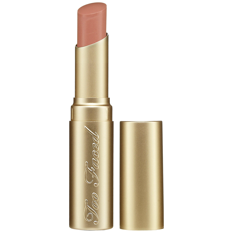 Too Faced La Creme Lipstick Nude Beach