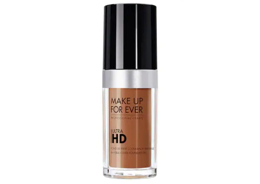 Makeup Forever Ultra HD Invisible Cover Foundation Y522