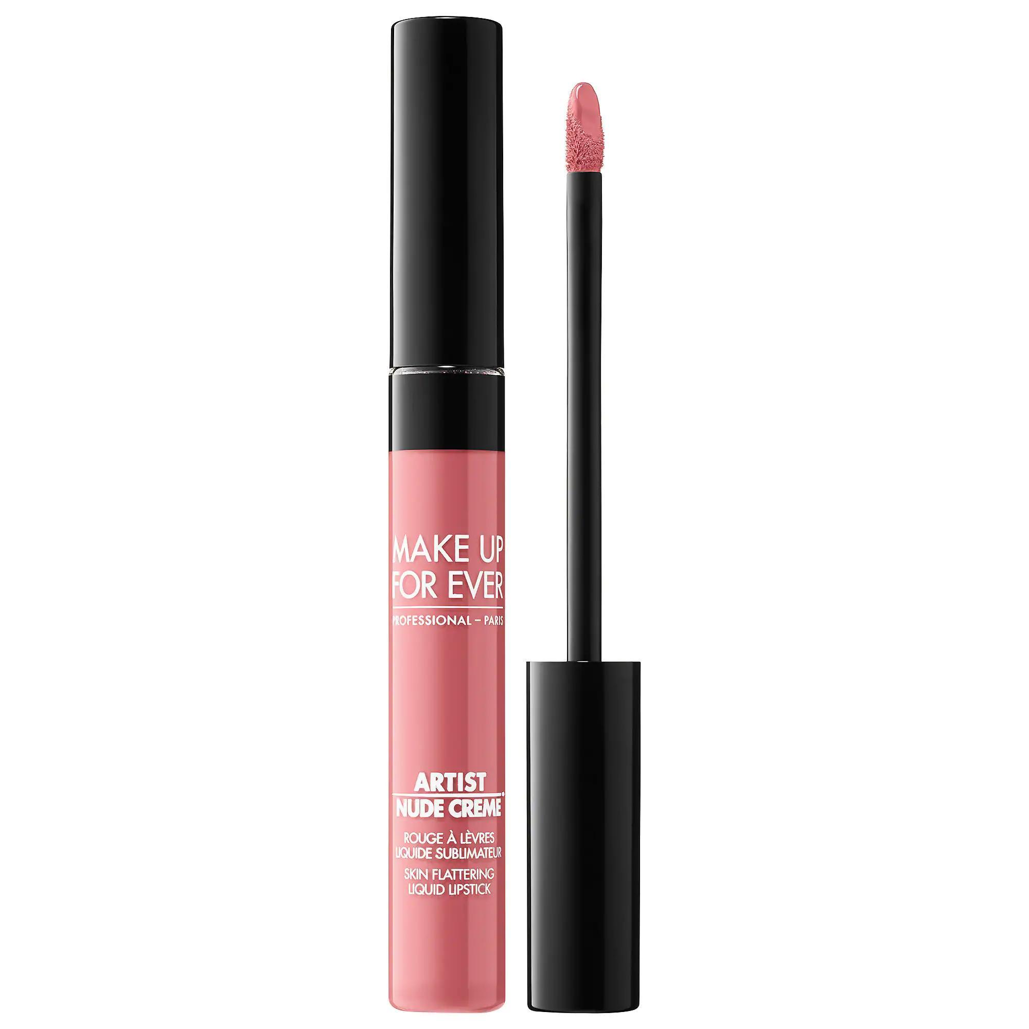 Makeup Forever Artist Nude Creme Liquid Lipstick Flesh 2