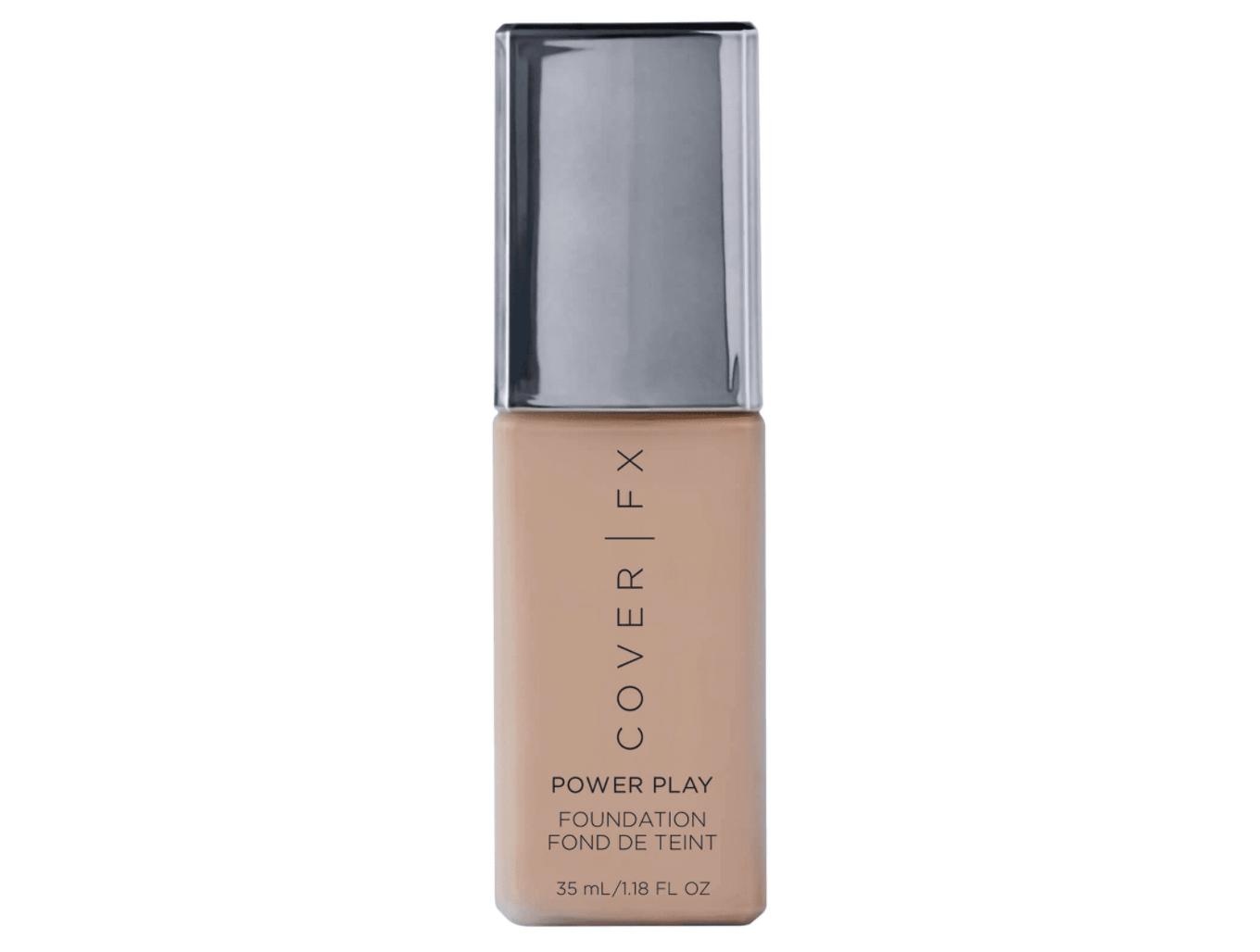 Cover Fx Power Play Foundation N60