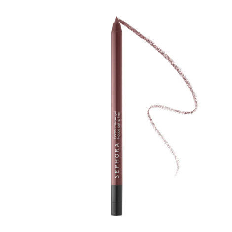Sephora Rouge Gel Lip Liner Sink Or Suede 28