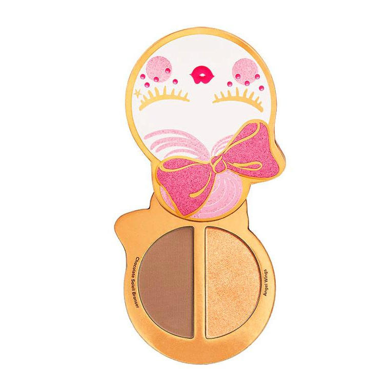 Too Faced Let It Snow Girl! Highlighter & Bronzer