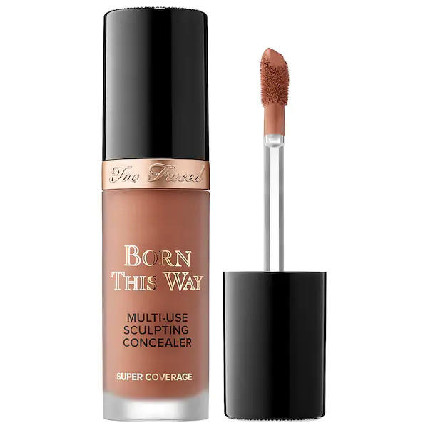 Too Faced Born This Way Super Coverage Concealer Spiced Rum
