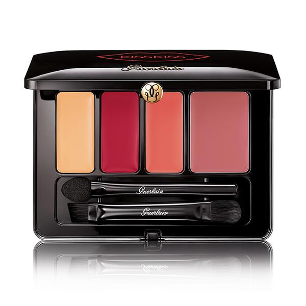 Guerlain KissKiss Lip Palette Passionate Kiss 001