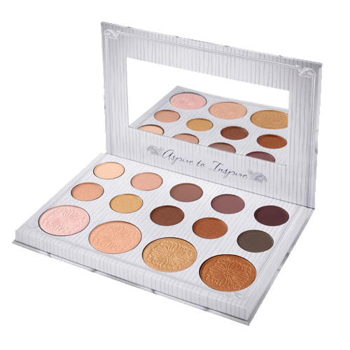 BH Cosmetics Carli Bybel 14 Color Eyeshadow & Highlighter Palette