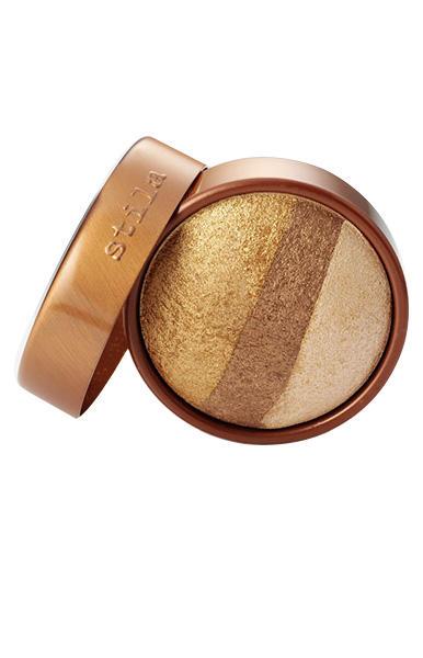 Stila Eye Shadow Trio Gold Glow