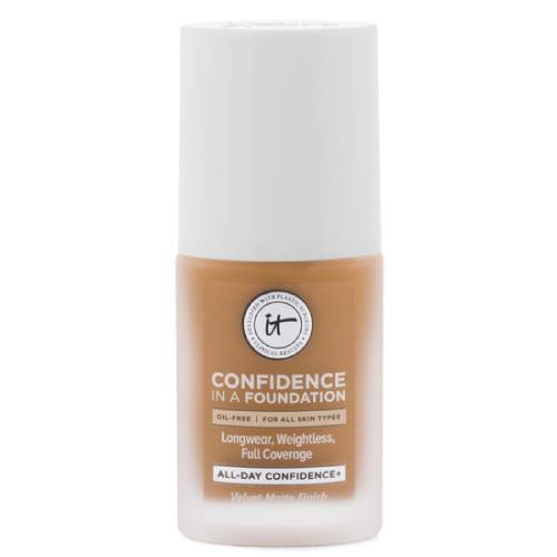 IT Cosmetics Confidence In A Foundation Deep Honey 500