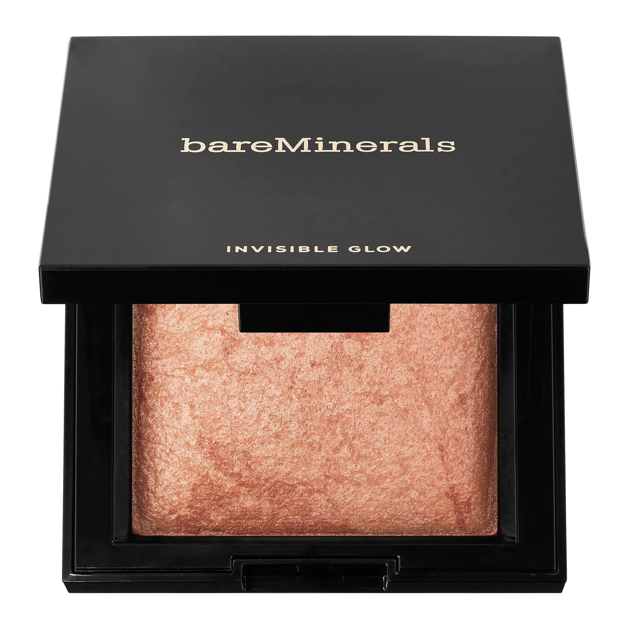bareMinerals Invisible Glow Powder Highlighter Tan