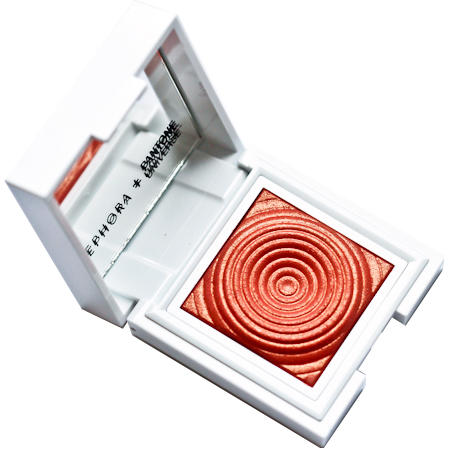 Sephora + Pantone Universe Prisma Chrome Blush Apricot Brandy Color Of The Year Collection